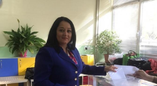 Лиляна Павлова: Гласувах за да продължи развитието на родния ми град София