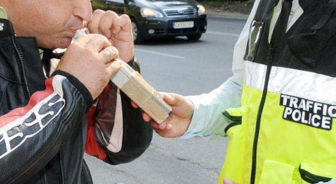 47-годишен шофьор счупи дрегера