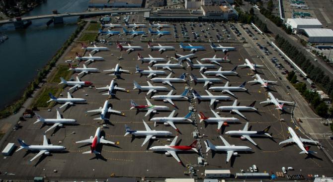 Боинг знае, че е допуснал грешки с модела 737 МАКС