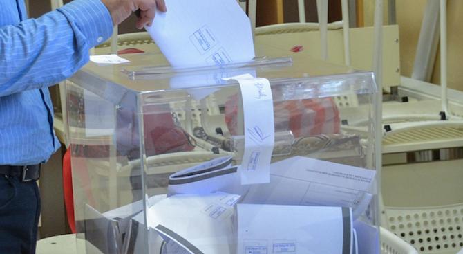 ЦИК: 51% е била избирателната активност на местния вот