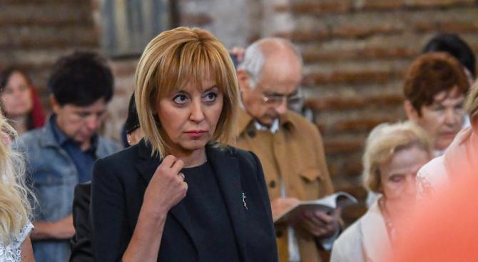 Мая Манолова е носител на партийност, свързана с БСП, заяви политолог