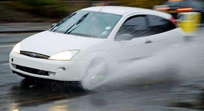 Пътна полиция апелира: Шофирайте внимателно, предстои рязка смяна на времето