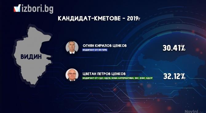 Огнян Ценков, кандидат за кмет на община Видин от ПП ГЕРБ: Продължаваме да бъдем искрени и в делата, и в обещанията си