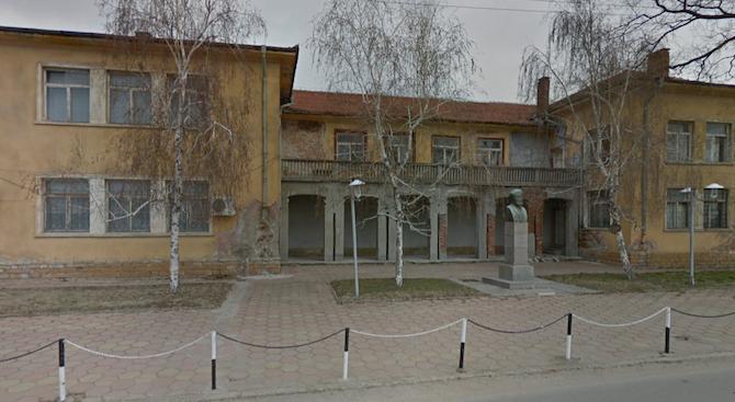 Трилотаж в село Знаменосец