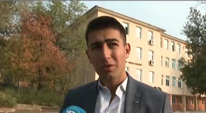 Ученик стана общински съветник в Мездра