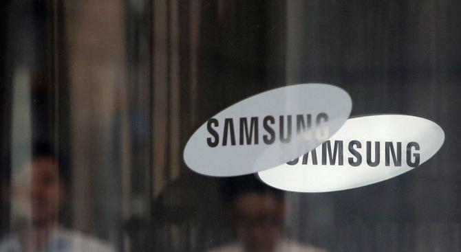 Samsung обяви близо 56% спад на оперативната си печалба за периода юли-септември
