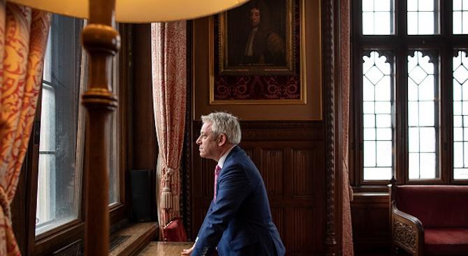 Председателят на британската Камара на общините напуска поста си