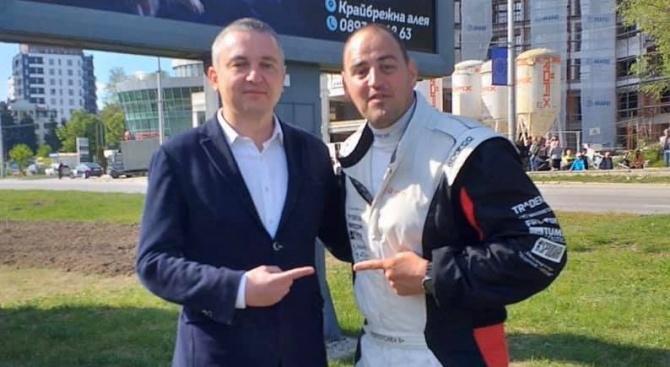 Известни български спортисти подкрепиха кандидат-кмета на Варна Иван Портних преди балотажа в неделя