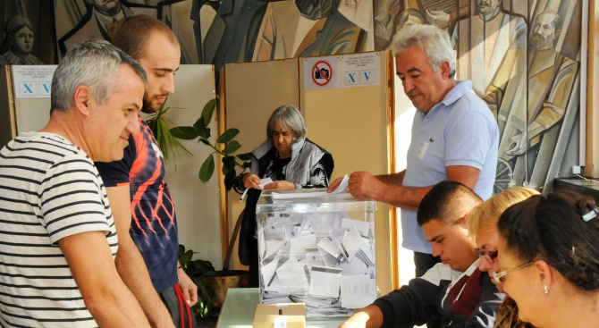 ЦИК: Не се допуска предизборна агитация 24 часа преди вота и в деня на балотажа
