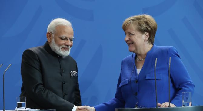 Германия харчи 1 млрд. евро  за проекти за зелена мобилност в Индия
