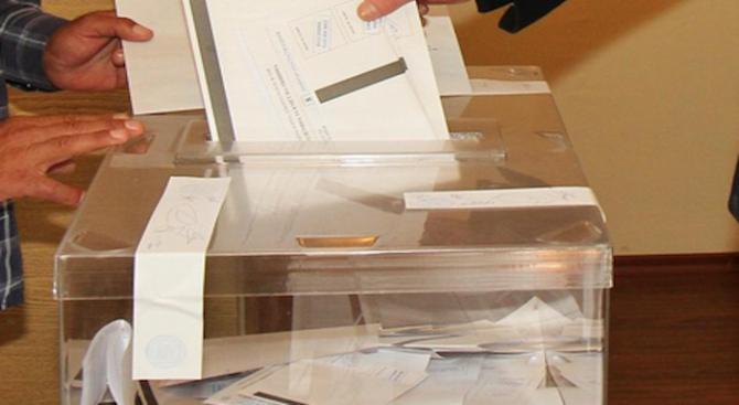 Изборният ден в област Разград започна нормално
