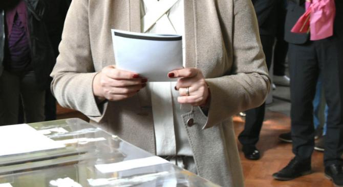 В спокойна обстановка започна изборният ден в община Пазарджик