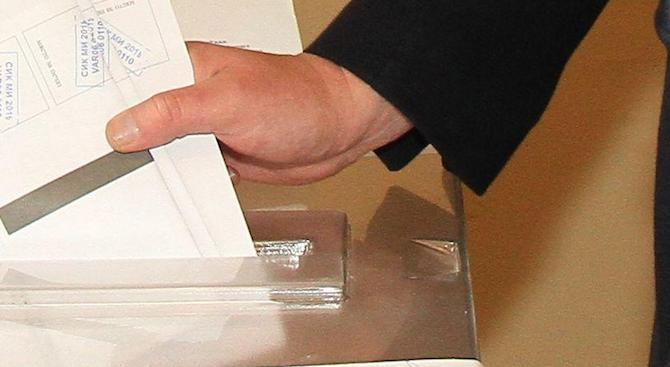 Нормално стартира изборният ден в Сливен