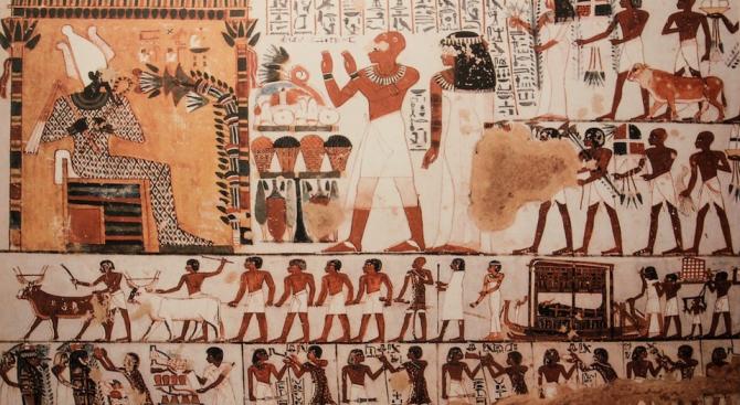 В Лондон откриха изложба със съкровища на Тутанкамон