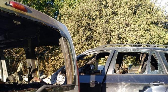 42-годишен запали колите си в Криводол