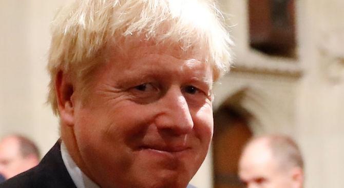 Джонсън: Дълбоко съжалявам, че не изведох Великобритания от ЕС