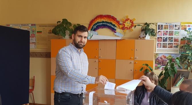 Андрей Новаков: Благоевград се нуждае от екип с доказан опит, който не се страхува да носи отговорност