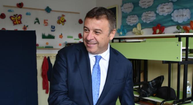 Д-р Атанас Камбитов: Гласувах за уреден и модерен Благоевград с висок стандарт на живот