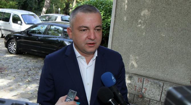 Портних: Показахме, че Варна е излязла от аварийната лента и уверено вече се движи по високоскоростната