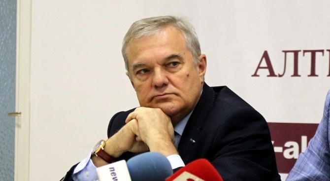 Румен Петков отчете повече от 30 избрани кандидат-кметове на АБВ