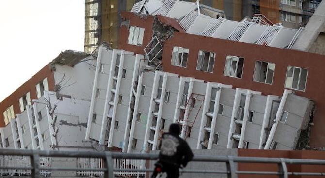 Мощно земетресение удари Чили