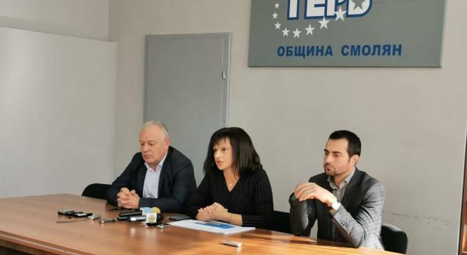 Д-р Даниела Дариткова: Позицията на ГЕРБ в Смолянска област е затвърдена и това ни задължава да работим още по-упорито
