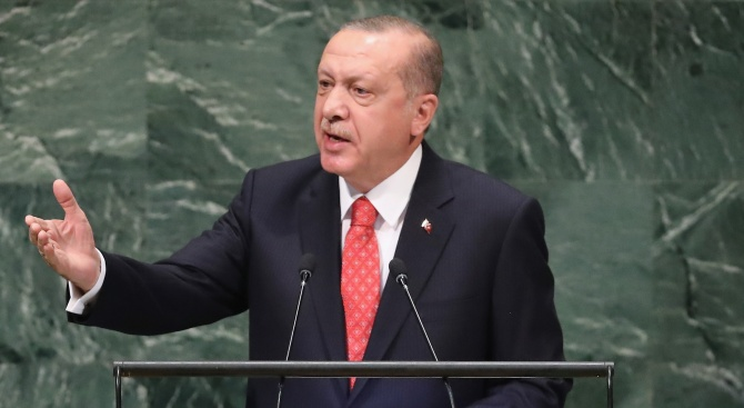 Реджеп Ердоган: Ал Багдади ни бе взел на мушка
