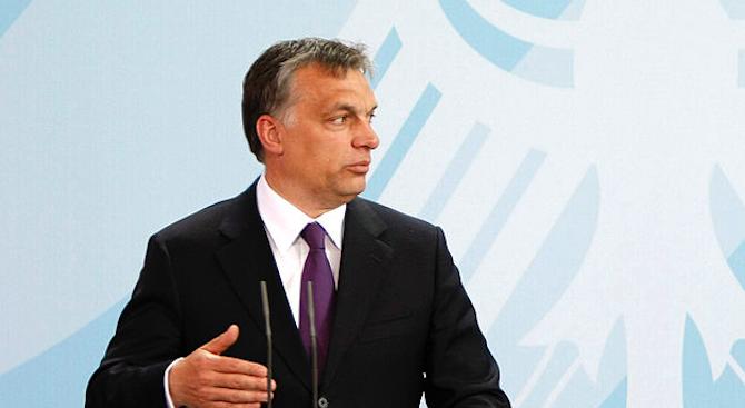 """Орбан: Унгария очаква газ от """"Турски поток""""до края на 2021 г."""