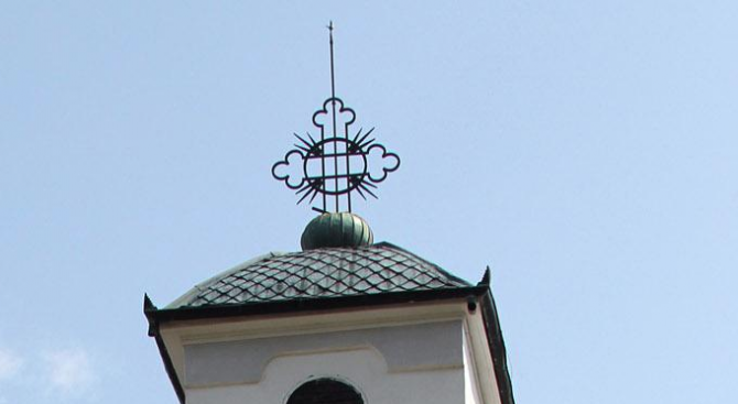 "Ремонтиран е Трънският манастир ""Св. Архангел Михаил"""