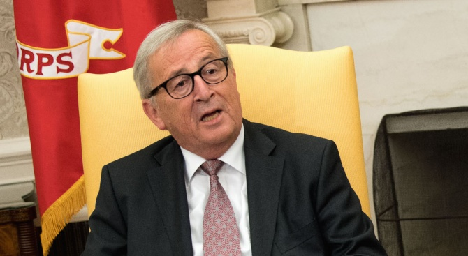 Жан-Клод Юнкер:  9 ноември 1989 г. остава звезден момент в историята на Европа