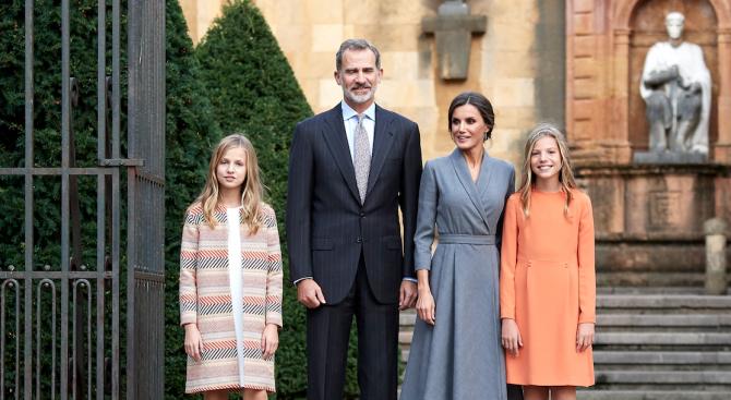 Кралят и кралицата на Испания започнаха държавното си посещение в Куба