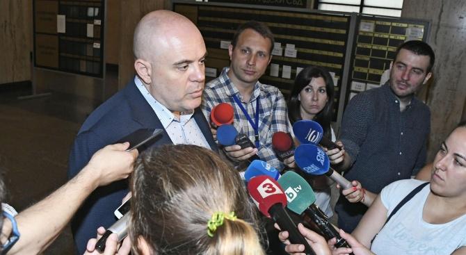 Излезе указът за Иван Гешев в Държавен вестник