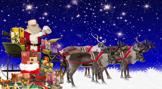 """Конкурсът """"Най-красиво писмо до Дядо Коледа"""" очаква вече детските послания"""