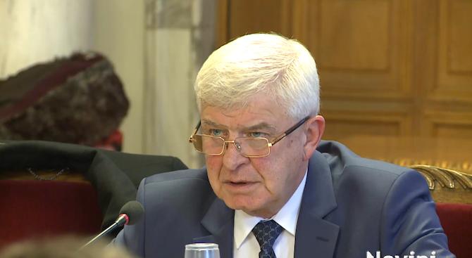 Кирил Ананиев: Цялата извършена дейност за болнична помощ ще бъде разплатена още тази година
