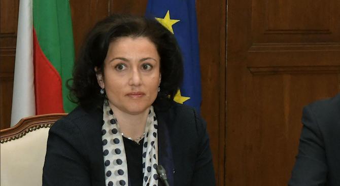 Десислава Танева: Изготвянето на наредбата за трюфелите трябва да приключи до края на ноември
