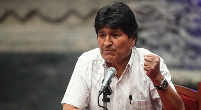 Ево Моралес е готов да се върне в Боливия