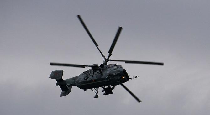 Русия създава хеликоптерна база в Северна Сирия
