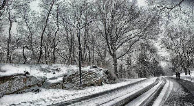 Фирмите, които ще поддържат пътищата в Ямболска област, са готови за зимата
