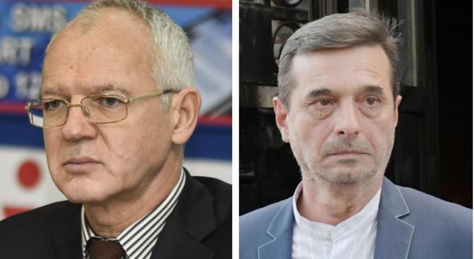Спор между Васил Велев и Димитър Манолов за промените при болничните