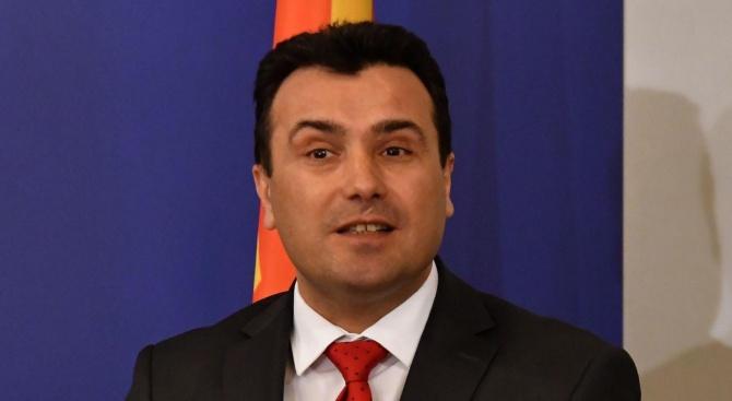 Зоран Заев след срещата с гръцкия си колега: Разочаровани сме