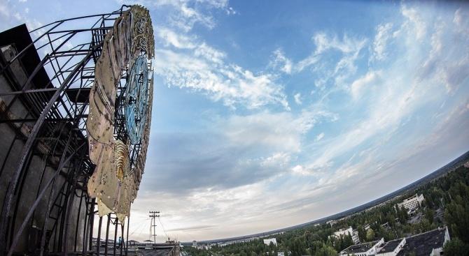 Беларус затваря границата си близо до Чернобил заради туристическия поток