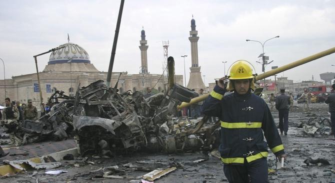 18 загинали и 27 ранени при експлозия на бомба в сирийския град Ал Баб