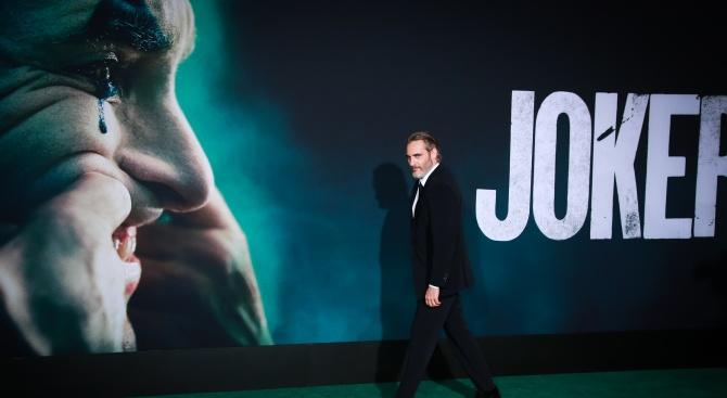 """Филмът """"Жокера"""" премина границата от 1 млрд. долара в международния бокс офис"""