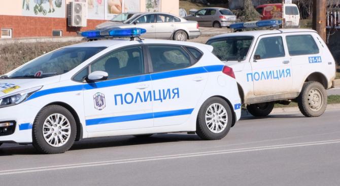 1100 лв. са задигнати при извършения обир на газстанция в София