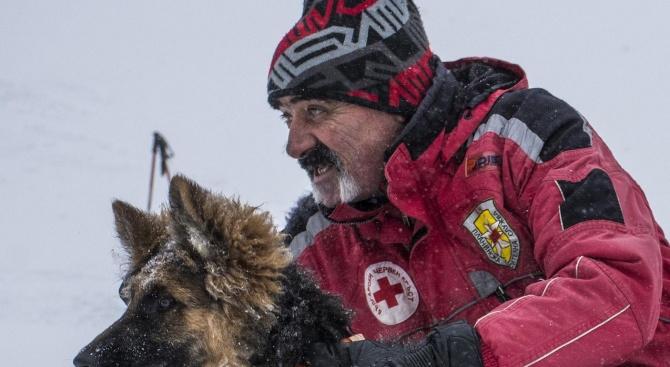 Спасиха мъж в Централен Балкан