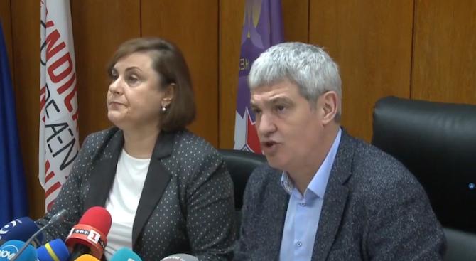 КНСБ: 2472 лева е издръжката на живот на едно четиричленно домакинство в България