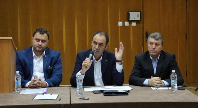 Общински съвет- Банско проведе първото си редовно заседание