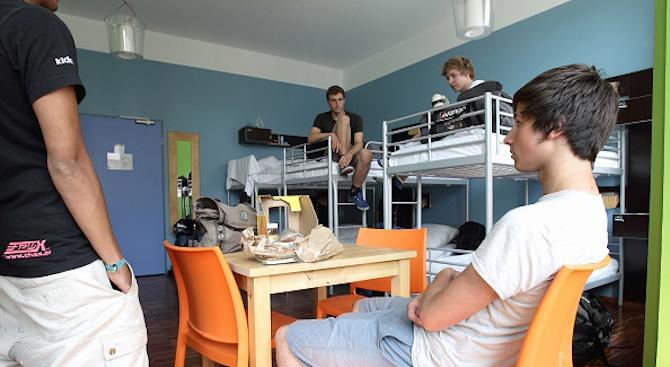 11 000 деца живеят в ученическо общежитие
