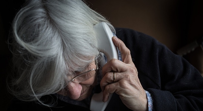Кога се извършват най-много телефонни измами?