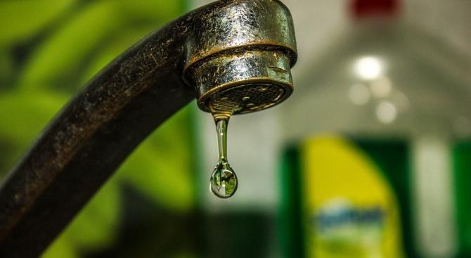 Къде няма да има вода днес в София?
